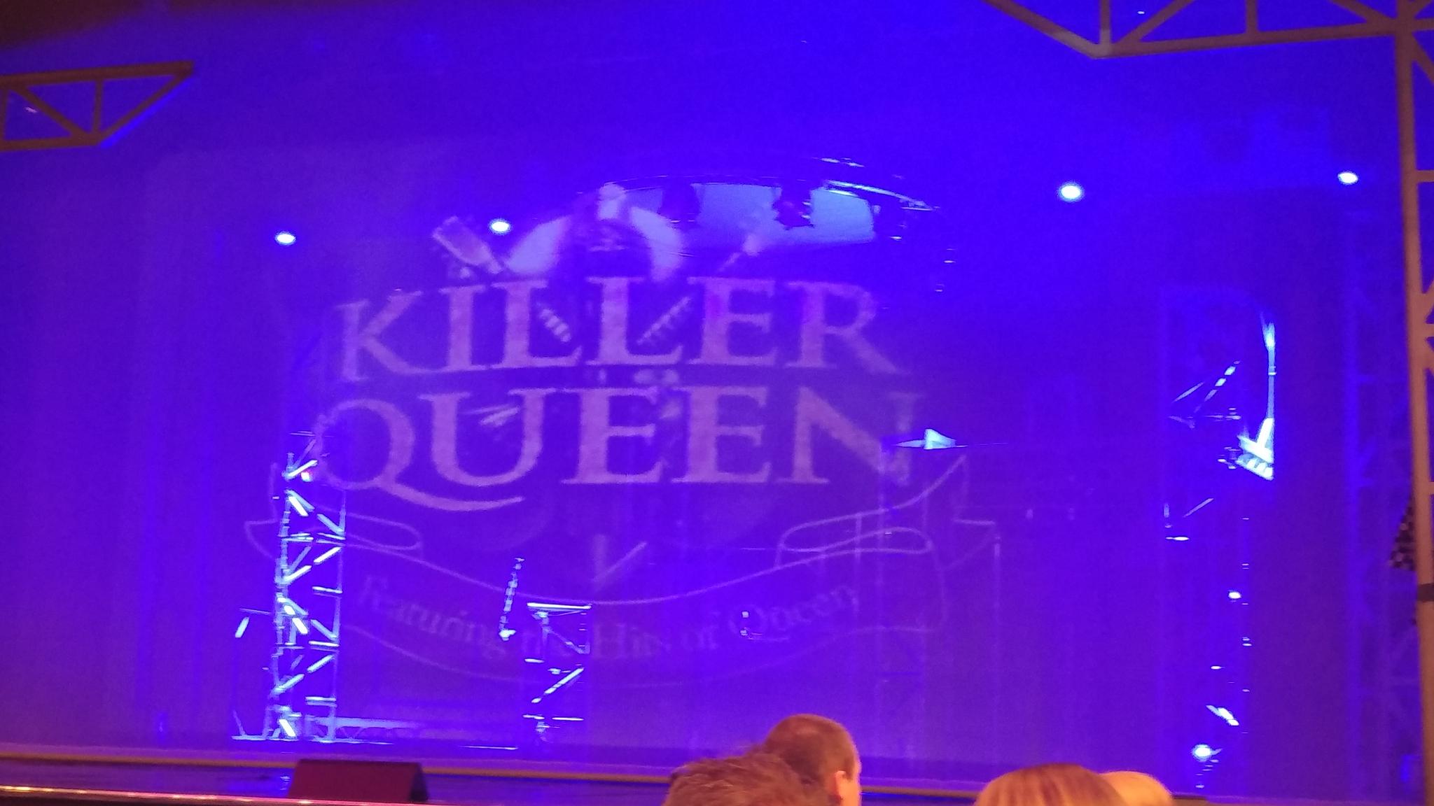 P&O Arcadia Killer Queen