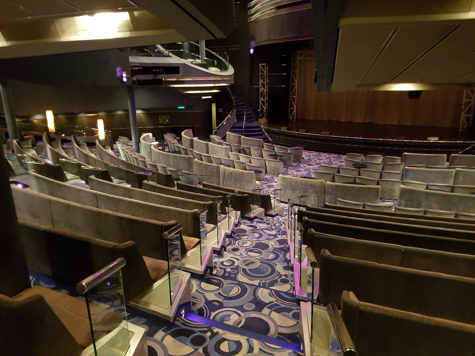 P&O Arcadia Palladium Theatre Full