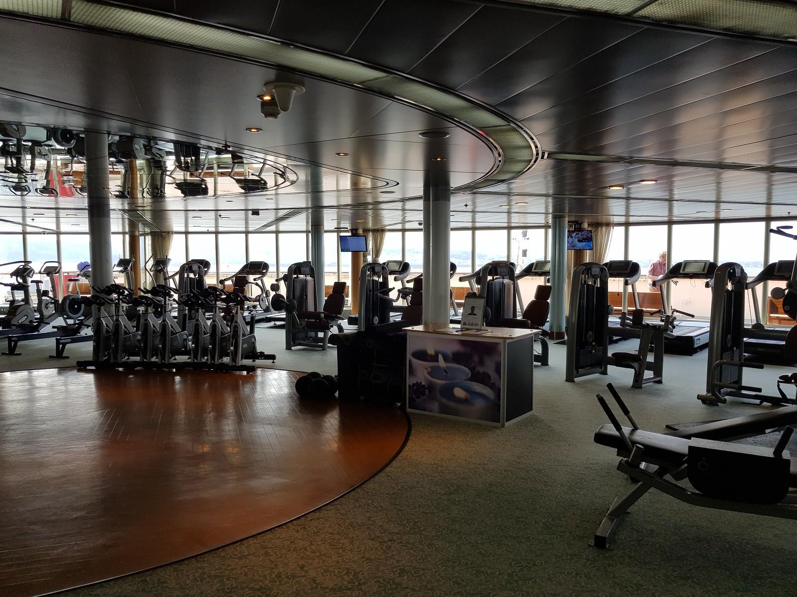 P&O Arcada Gym