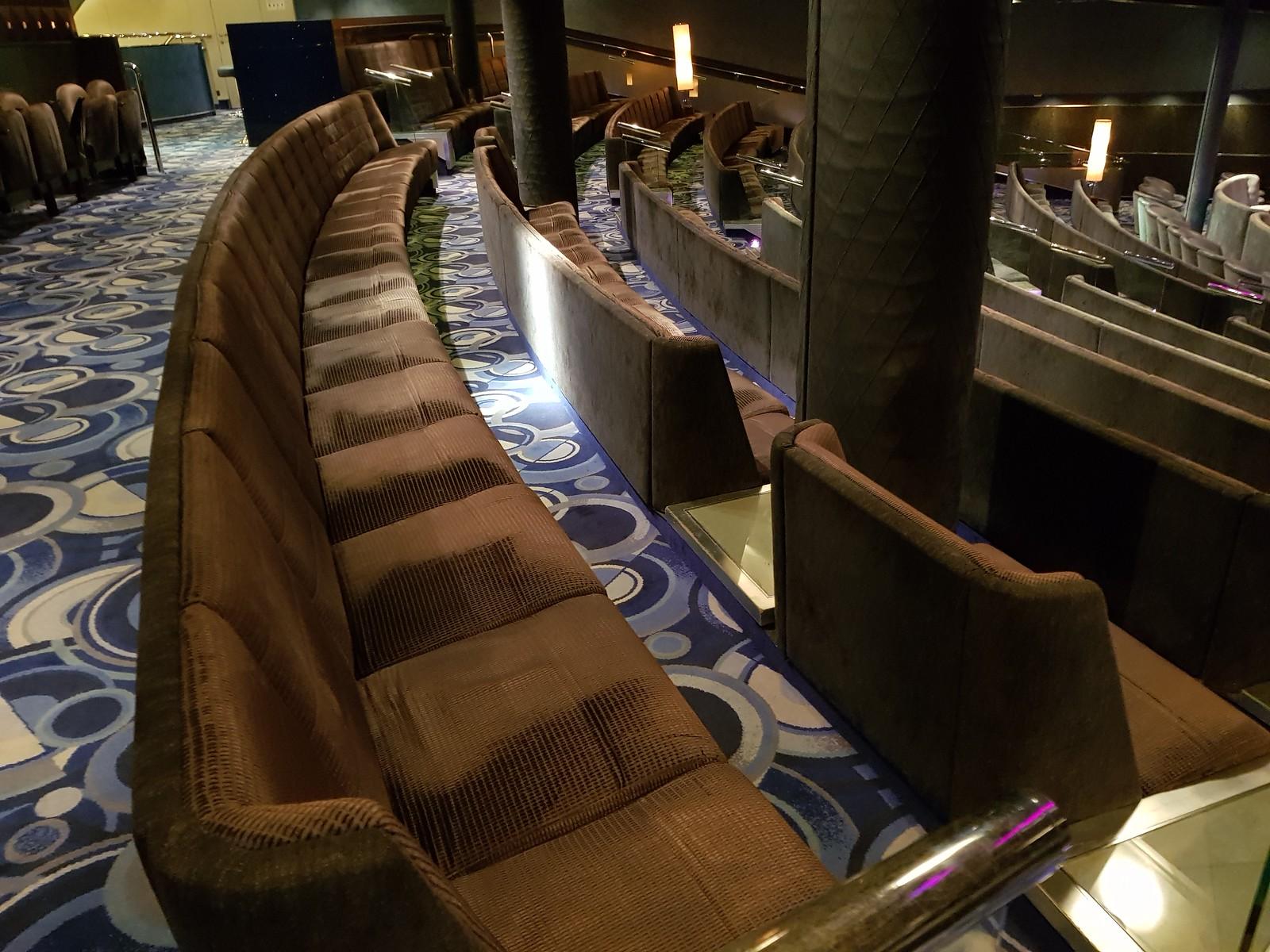 P&O Arcadia Palladium Theatre Close Up