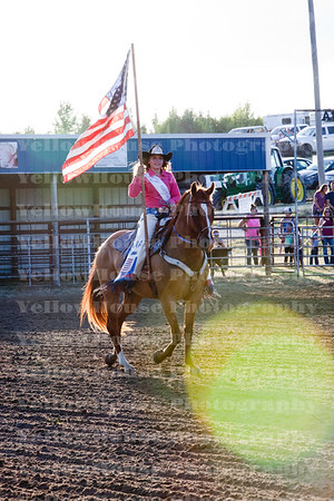 2017 Junction City Rodeo - Friday Nite