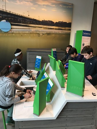 2017 June - 6th Grade Museum of Science