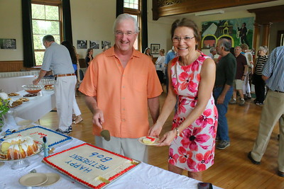 IMG_0470 bob and wife June cut cake