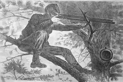 IMG_5810 Image from Harpers Weekly newspaper, from painting by winslow homer