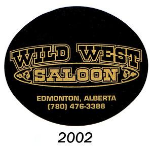 wild west logo - 2002