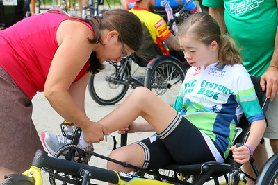 IMG_1747 anja wrede of Rad Innovations helps adjust a bike for natalie latham,15, from ny
