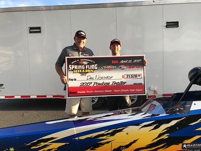 2017 K&N Spring Fling Million presented by Optima