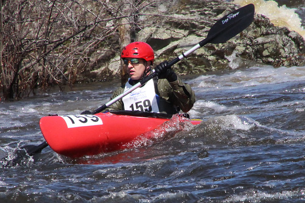2017 Kenduskeag Stream Canoe Race Camera Two ~ 11am to 11:30am