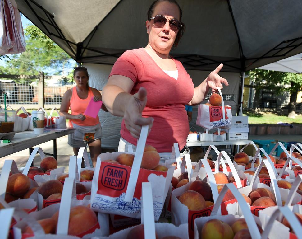 Annual Lafayette Peach Festival