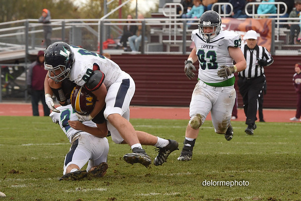 2017 Lapeer-Davison Playoff  Football