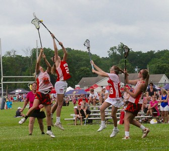 2017 Lax For the Cure