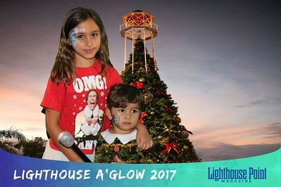 2017 Light A'Glow Lighthouse Point Event