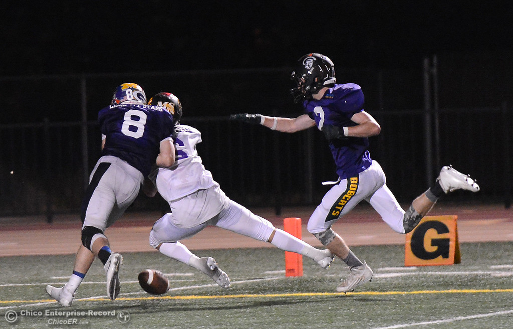 . The North plays the South in the Lions All-Star Football Game on Saturday, June 17, 2017, in Oroville, California. (Dan Reidel -- Enterprise-Record)