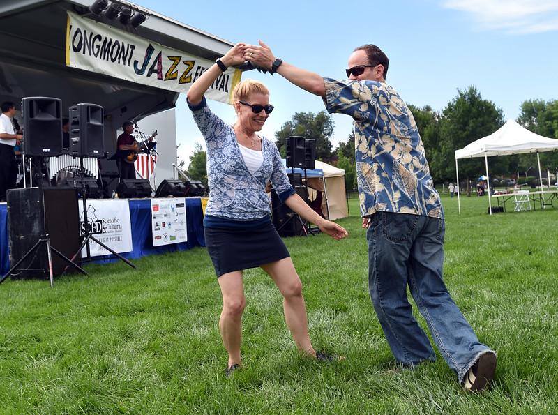 2017 Longmont Jazz Festival