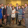 Jenny and Sean Clifford, Jessica and Joey Klausing, Adam and Courtney SchewmakerBrian and Melissa Zoeller and Anna and Justin Frye.