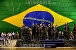 BRASIL - TAUBAT� - SP 2017-01-13 TROCA DE COMANDO CAVEX - Cerimonia de troca de comando no Batalh�o de Manuten��o e Suprimento de Avia��o do Exercito Brasileiro no CAVEX em Taubat� on ...