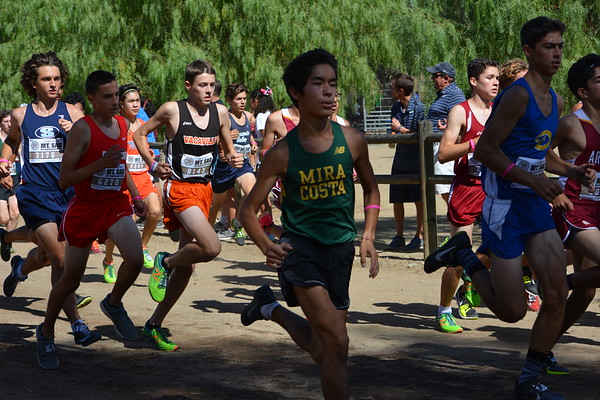 2017 Mt. SAC Boys D1 Sophomore Race 47
