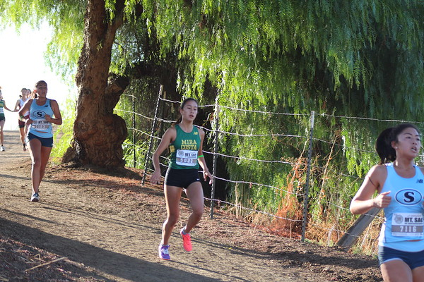2017 Mt. SAC Girls D1&D2 JV National Championship-Race 34