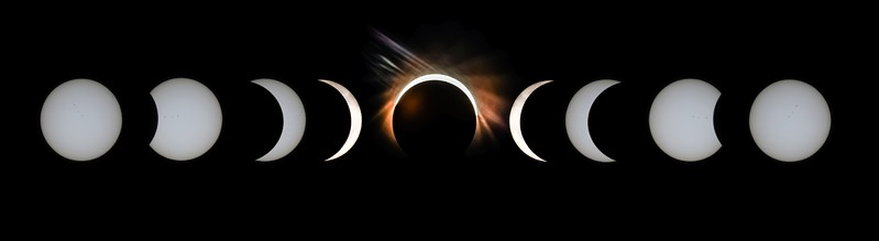phases of the solar eclipse 2017