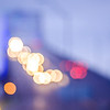 abstract bokeh city bridge lights