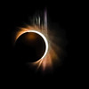 Solar Eclipse 2017 event in South Carolina sky