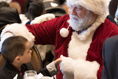 2017 Make-A-Wish Breakfast with Santa