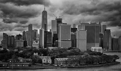 DA061,DB,New York Skyline