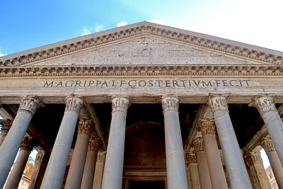 Day 4 and 5 -Travel from Florence to Rome - Pantheon, Trevi Fountain, Colosseum Tour, Roman Forum and Spanish Steps