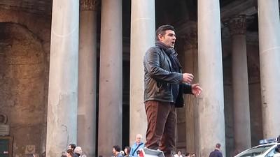 Day 6  - Pantheon Opera Man