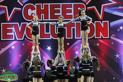 Black Widow Cheer Gym Yumberry Small Youth 3