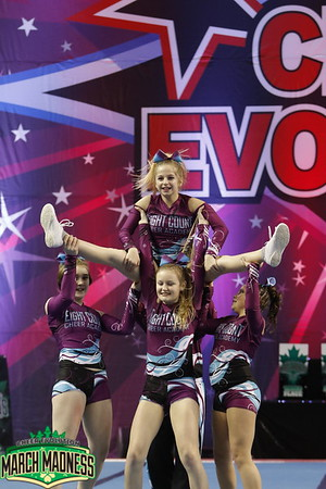 Eight Count Cheer Encore Small Senior 1