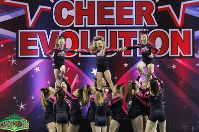 NNY Cheer and Tumble Whiteout Junior 2