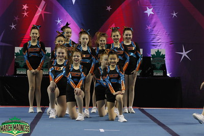 Pegasus Cheer Athletics Atomic Youth Prep 1