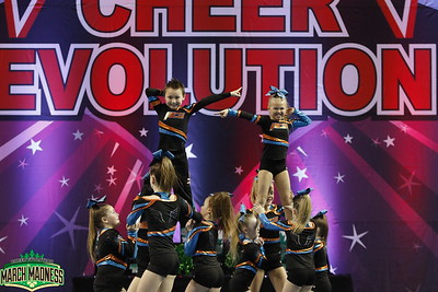 Pegasus Cheer Athletics Electric Youth 1