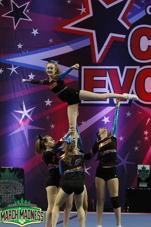 Pegasus Cheer Athletics Voltage Senior 2