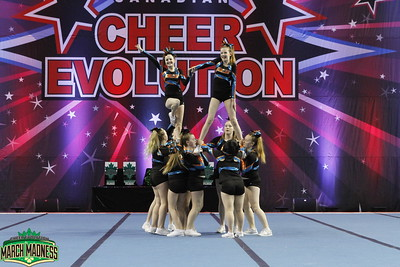 Pergasus Cheer Athletics Force Senior 1