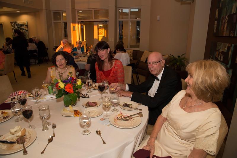 Josh Hays wife, Jennifer, Lew and Vivian