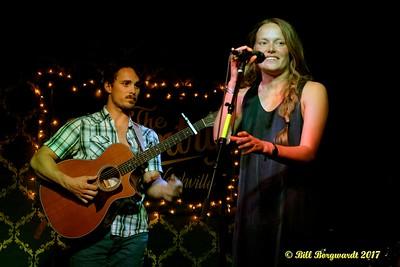 Leah Blevins - Whitney Rose - Global Nashville 2017 2505