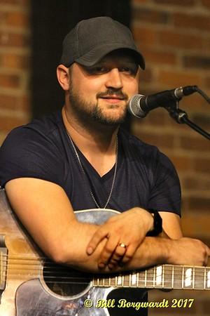 March 9, 2017 - Aaron Goodvin at The Listening Room in Nashville