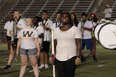 2017-08-23 Band Camp Run Through