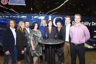 MCI Award Winners for the Green Spirit Award