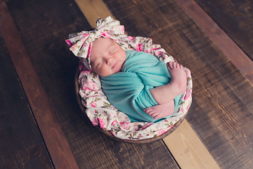Beall Newborn Session