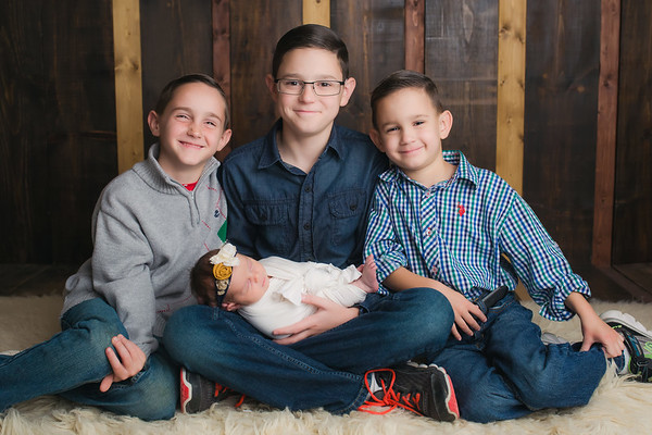 Ellison Family  NEWBORN