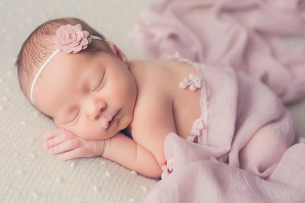 Evie Crenshaw  Newborn