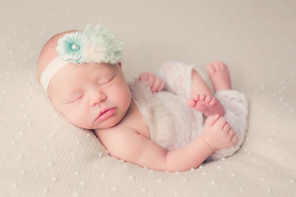 Hadlee  Newborn session