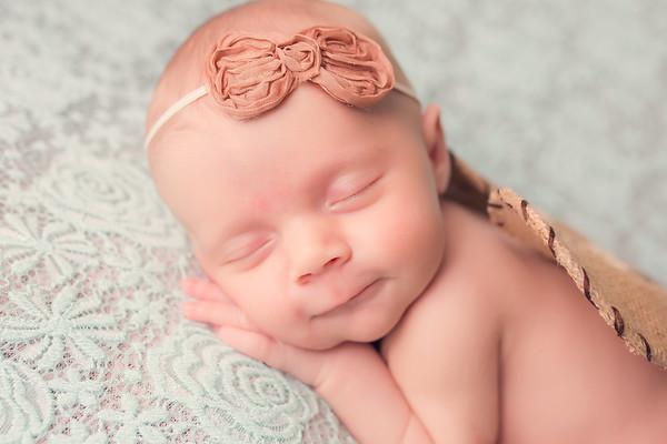 Maisley Newborn Session