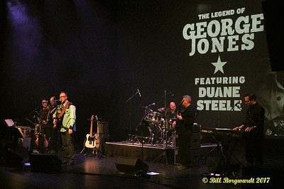 Duane Steele - George Jones Tribute - Dow 2017 442