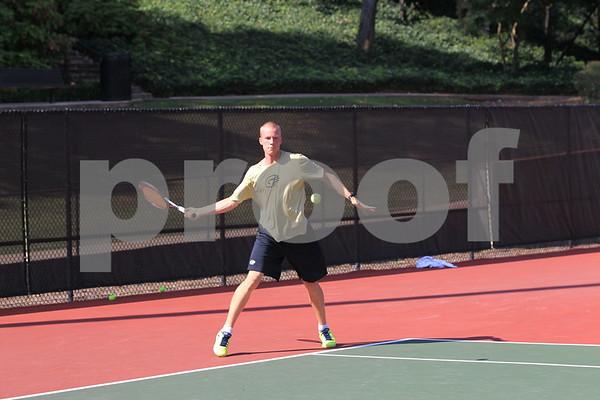 2017 Men's Tennis Southern Intercollegiate Championships