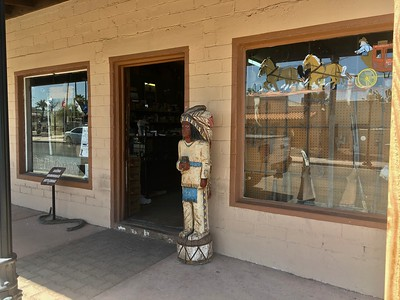 Gun shop, Wickenburg
