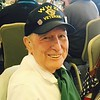 World War II veteran Barney Hovey of Lowell